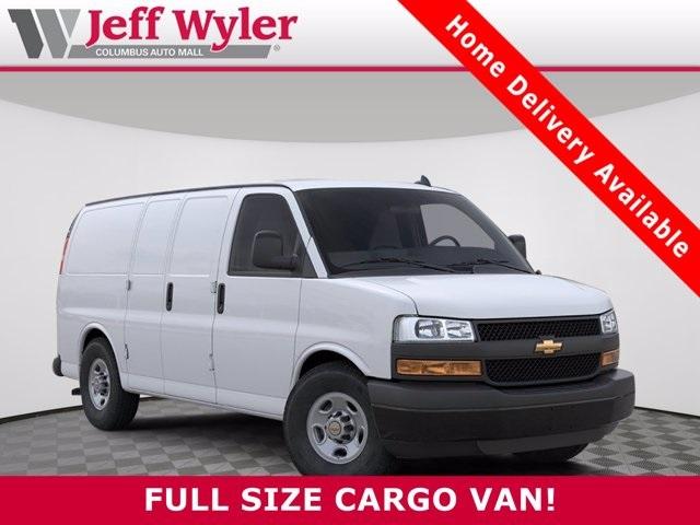 2020 Chevrolet Express 2500 4x2, Adrian Steel Empty Cargo Van #5690043 - photo 1