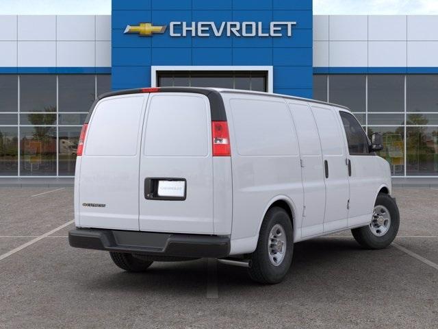 2020 Chevrolet Express 2500 4x2, Adrian Steel Empty Cargo Van #5690044 - photo 1