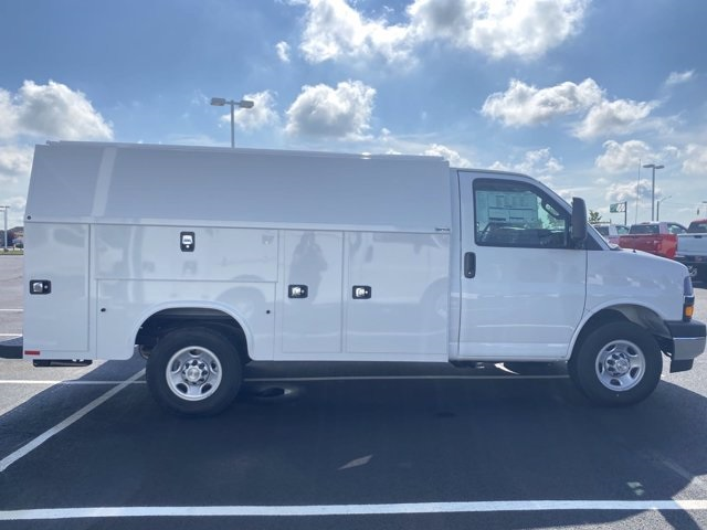 2020 Chevrolet Express 3500 4x2, Knapheide Service Utility Van #5690064 - photo 1