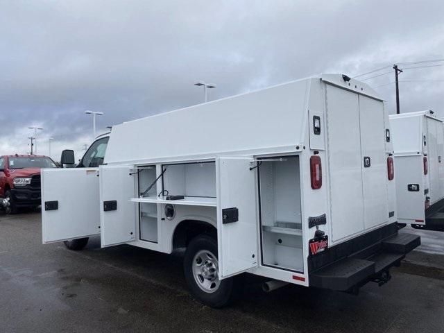 2020 Chevrolet Express 3500 4x2, Knapheide Service Utility Van #5690067 - photo 1