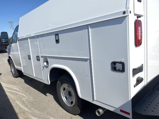 2020 Chevrolet Express 3500 4x2, Knapheide Service Utility Van #5690069 - photo 1