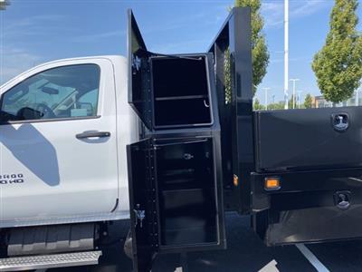 2020 Silverado 5500 Regular Cab DRW 4x2,  Knapheide Value-Master X Platform Body #5690087 - photo 9