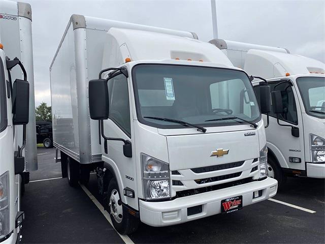 2020 LCF 3500 Regular Cab DRW 4x2,  Duramag Dry Freight #5690113 - photo 6