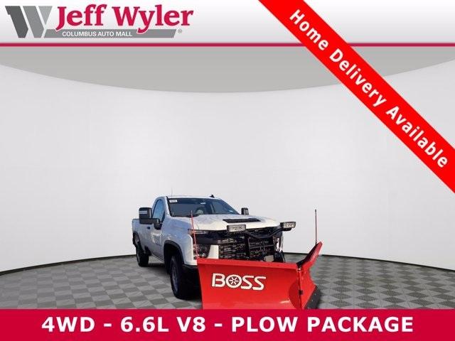 2020 Chevrolet Silverado 2500 Regular Cab 4x4, BOSS Pickup #5690131 - photo 1