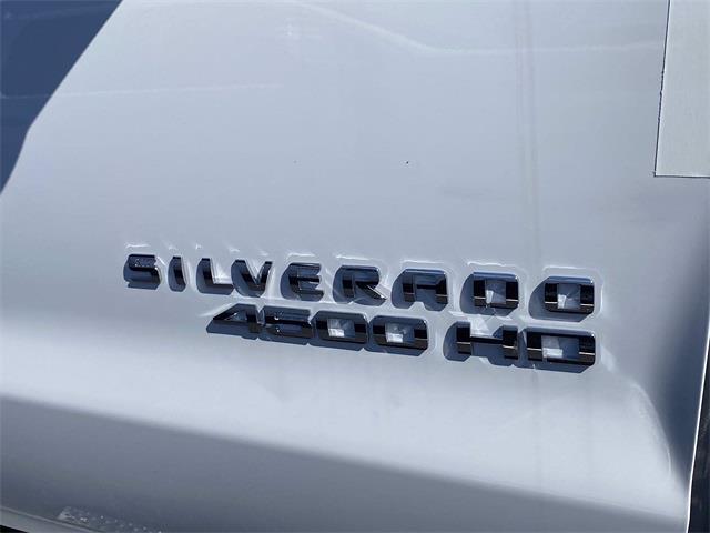 2020 Silverado 4500 Regular Cab DRW 4x2,  Monroe Truck Equipment Work-A-Hauler II Platform Body #5690141 - photo 6