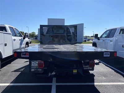 2020 Silverado 4500 Regular Cab DRW 4x2,  Monroe Truck Equipment Work-A-Hauler II Platform Body #5690141 - photo 9
