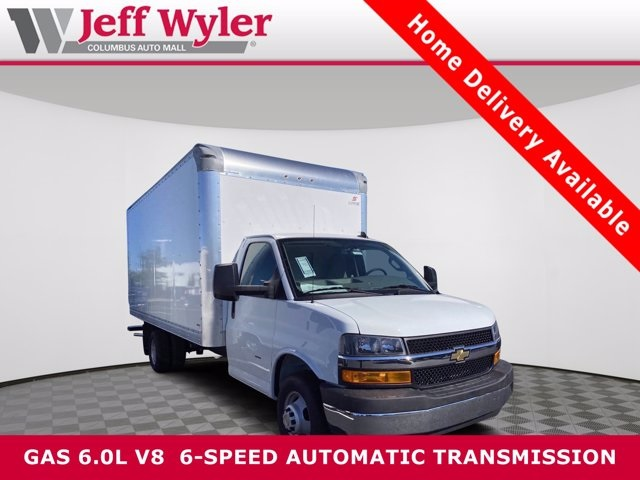 2020 Chevrolet Express 3500 4x2, Supreme Dry Freight #5690143 - photo 1