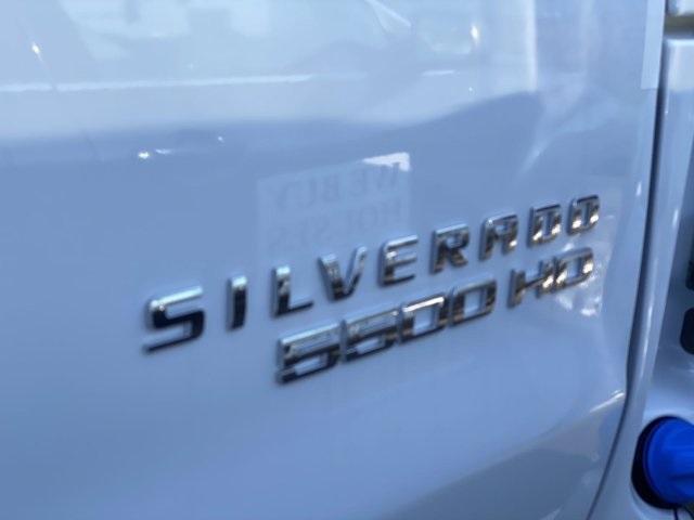 2020 Silverado 5500 Regular Cab DRW 4x2,  Knapheide Heavy-Hauler Junior Platform Body #5690146 - photo 12