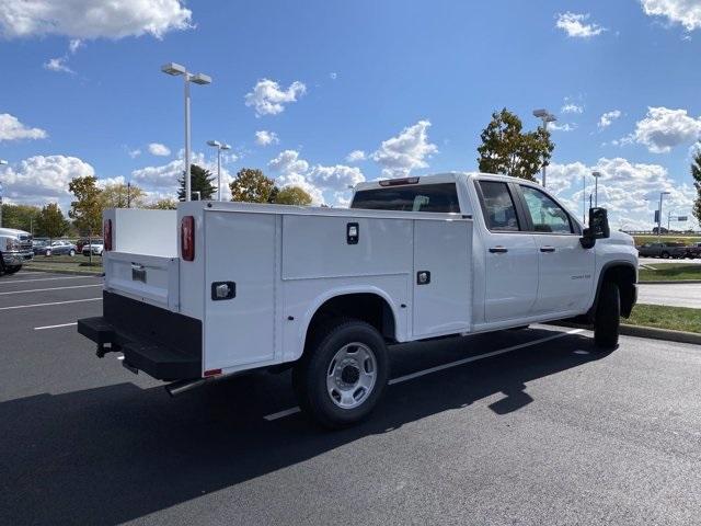 2020 Chevrolet Silverado 2500 Double Cab 4x2, Knapheide Service Body #5690188 - photo 1