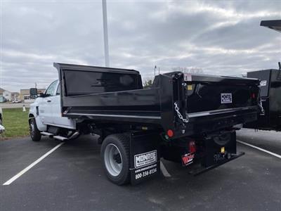 2020 Silverado 5500 Crew Cab DRW 4x2,  Monroe Truck Equipment MTE-Zee Dump Body #5690220 - photo 13