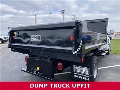 2020 Silverado 5500 Crew Cab DRW 4x2,  Monroe Truck Equipment MTE-Zee Dump Body #5690220 - photo 4