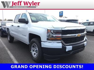 2018 Silverado 1500 Crew Cab 4x4,  Pickup #569024 - photo 1