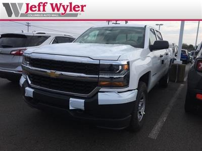 2018 Silverado 1500 Crew Cab 4x4,  Pickup #569024 - photo 4