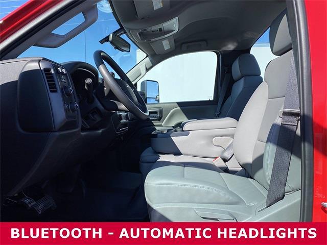 2021 Silverado 4500 Regular Cab DRW 4x4,  Crysteel E-Tipper Dump Body #5690254 - photo 5