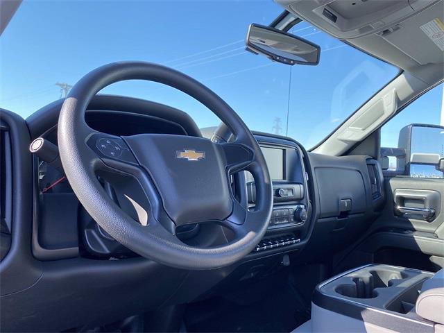 2021 Silverado 4500 Regular Cab DRW 4x4,  Crysteel E-Tipper Dump Body #5690254 - photo 8