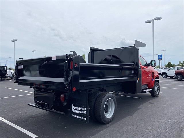 2021 Silverado 4500 Regular Cab DRW 4x4,  Crysteel E-Tipper Dump Body #5690254 - photo 6