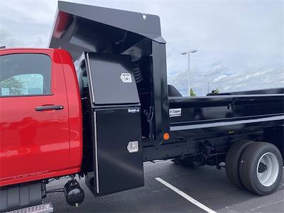 2021 Silverado 4500 Regular Cab DRW 4x4,  Crysteel E-Tipper Dump Body #5690254 - photo 17