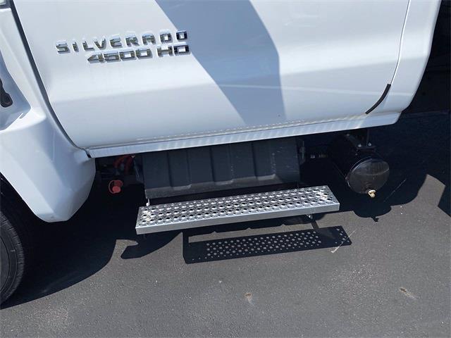 2021 Silverado 4500 Regular Cab DRW 4x2,  Knapheide Heavy-Hauler Junior Platform Body #5690271 - photo 5