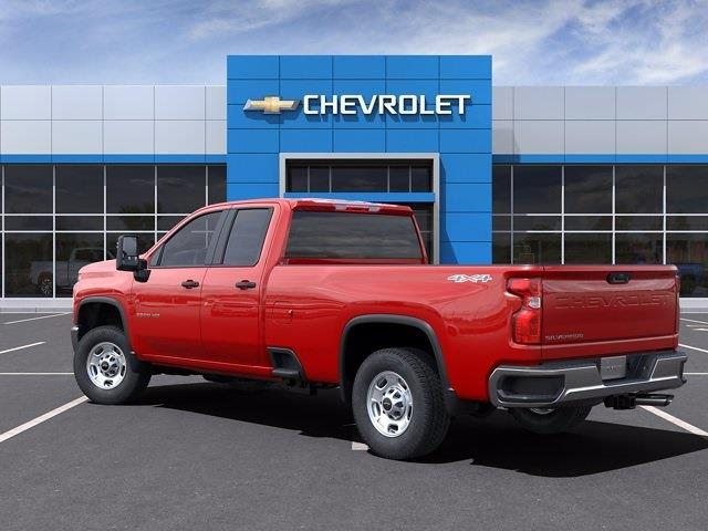 2021 Chevrolet Silverado 2500 Double Cab 4x4, BOSS Pickup #5690283 - photo 1