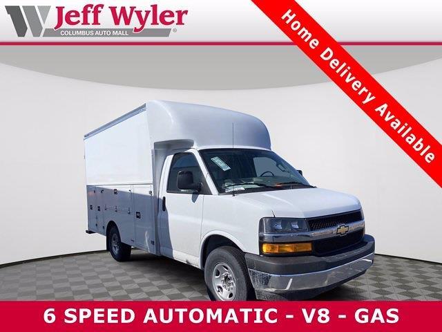 2021 Chevrolet Express 3500 4x2, Supreme Service Utility Van #5690285 - photo 1