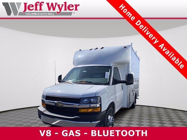 2021 Chevrolet Express 3500 4x2, Supreme Service Utility Van #5690295 - photo 1
