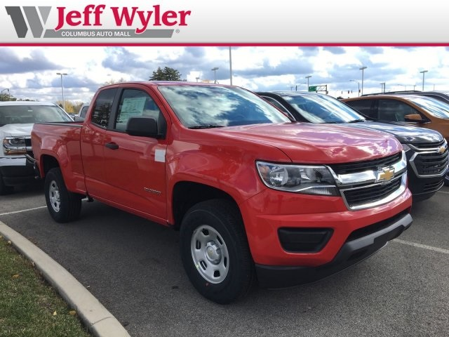 2019 Colorado Extended Cab 4x2,  Pickup #569031 - photo 5