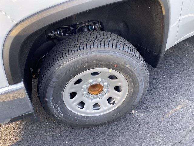 2021 Silverado 3500 Double Cab 4x2,  Monroe Truck Equipment MSS II Service Body #5690317 - photo 2