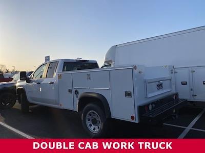 2021 Silverado 3500 Double Cab 4x2,  Monroe Truck Equipment MSS II Service Body #5690317 - photo 4
