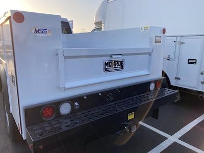 2021 Silverado 3500 Double Cab 4x2,  Monroe Truck Equipment MSS II Service Body #5690317 - photo 5