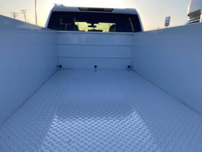 2021 Silverado 3500 Double Cab 4x2,  Monroe Truck Equipment MSS II Service Body #5690317 - photo 7