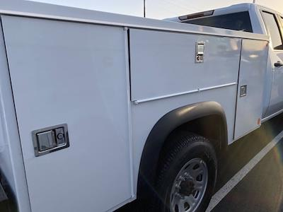 2021 Silverado 3500 Double Cab 4x2,  Monroe Truck Equipment MSS II Service Body #5690317 - photo 9