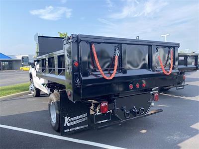 2021 Silverado 3500 Regular Cab 4x4,  Godwin 184U Dump Body #5690370 - photo 8