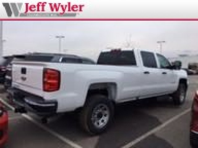 2019 Silverado 3500 Crew Cab 4x2,  Pickup #569039 - photo 6