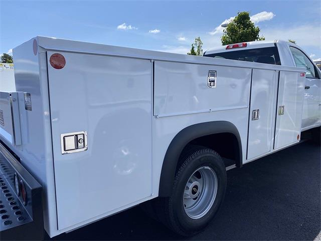 2021 Silverado 3500 Regular Cab 4x4,  Monroe Truck Equipment MSS II Service Body #5690393 - photo 14
