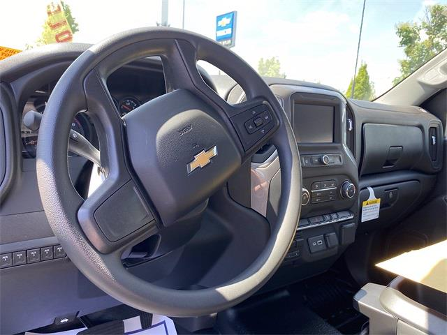 2021 Silverado 3500 Regular Cab 4x4,  Monroe Truck Equipment MSS II Service Body #5690393 - photo 7