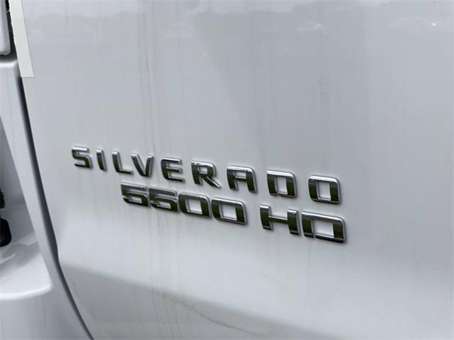 2021 Chevrolet Silverado 5500 Regular Cab DRW 4x2, Monroe MTE-Zee Dump Body #5690394 - photo 12