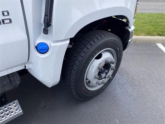2021 Chevrolet Silverado 5500 Regular Cab DRW 4x2, Monroe MTE-Zee Dump Body #5690394 - photo 6