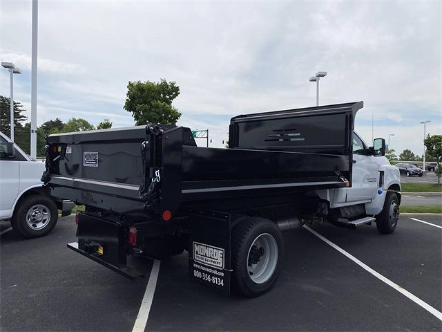 2021 Chevrolet Silverado 5500 Regular Cab DRW 4x2, Monroe MTE-Zee Dump Body #5690394 - photo 8