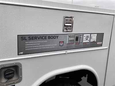 2021 Silverado 2500 Double Cab 4x2,  Reading SL Service Body #5690398 - photo 12