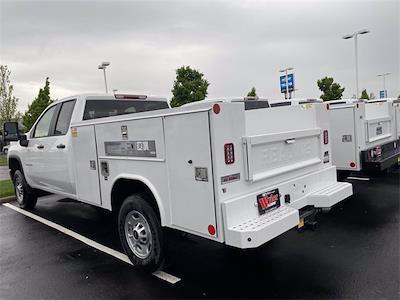 2021 Silverado 2500 Double Cab 4x2,  Reading SL Service Body #5690398 - photo 2