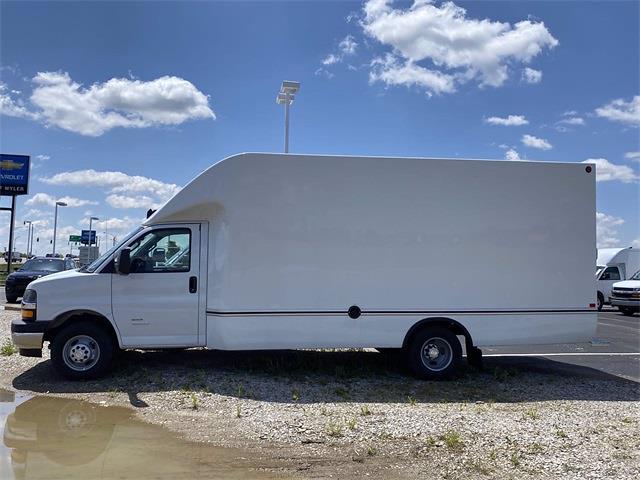 2021 Chevrolet Express 4500 DRW 4x2, Unicell Aerocell Cutaway Van #5690399 - photo 5