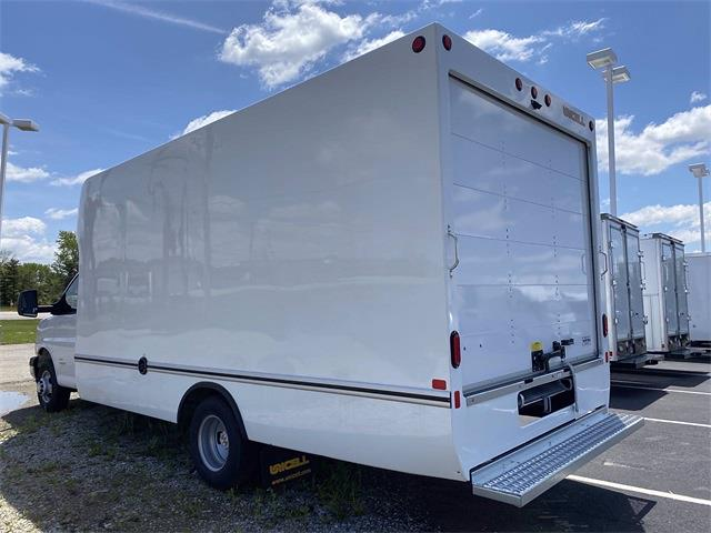 2021 Chevrolet Express 4500 DRW 4x2, Unicell Aerocell Cutaway Van #5690399 - photo 15