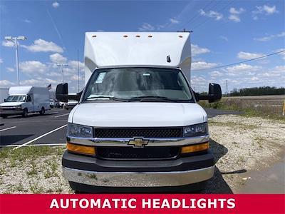 2021 Chevrolet Express 4500 DRW 4x2, Unicell Aerocell Cutaway Van #5690399 - photo 3
