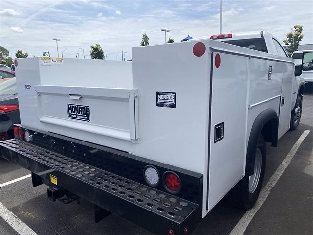 2021 Silverado 3500 Regular Cab 4x4,  Monroe Truck Equipment MSS II Service Body #5690401 - photo 2