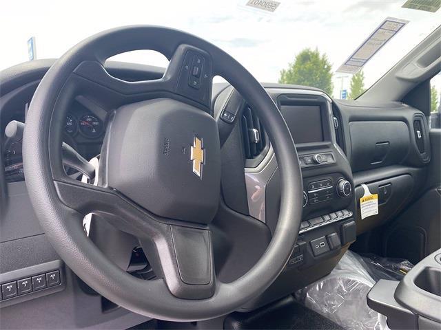 2021 Silverado 3500 Regular Cab 4x4,  Monroe Truck Equipment MSS II Service Body #5690401 - photo 6