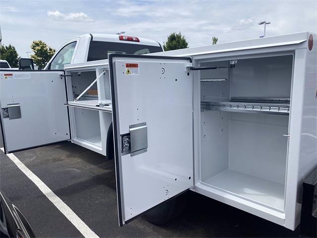 2021 Silverado 3500 Regular Cab 4x4,  Monroe Truck Equipment MSS II Service Body #5690401 - photo 10