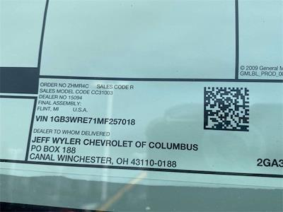 2021 Silverado 3500 Regular Cab 4x2,  Platform Body #5690403 - photo 13