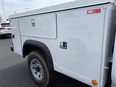 2021 Silverado 3500 Crew Cab 4x2,  Monroe Truck Equipment MSS II Service Body #5690449 - photo 6