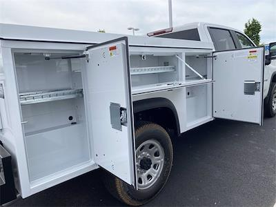 2021 Silverado 3500 Crew Cab 4x2,  Monroe Truck Equipment MSS II Service Body #5690449 - photo 8