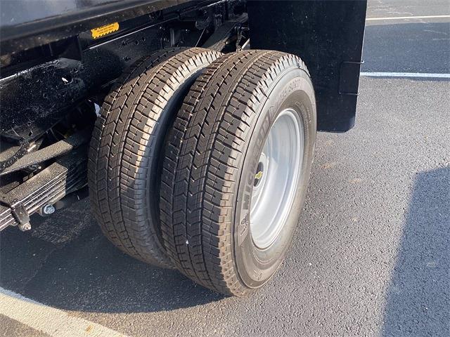 2021 Silverado 3500 Regular Cab 4x4,  Crysteel E-Tipper Dump Body #5690455 - photo 12
